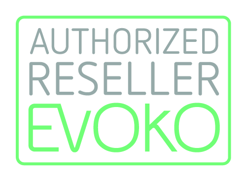Play AV is authorized reseller for Evoko