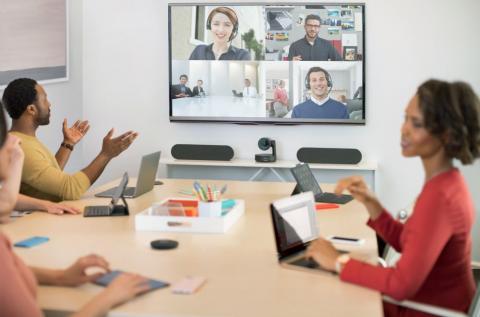 Logitech Rally - ideal for your meeting room | PLAY AV